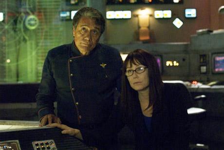 Battlestar Galactica: The Plan Edward James Olmos