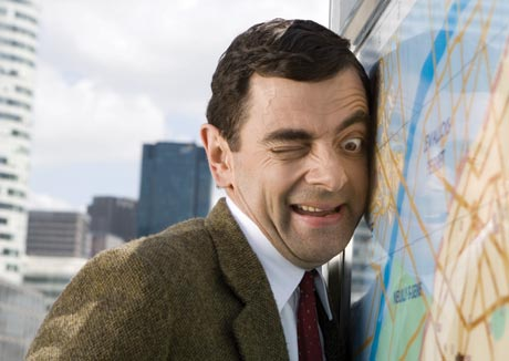 Mr. Bean's Holiday Steve Bendelack