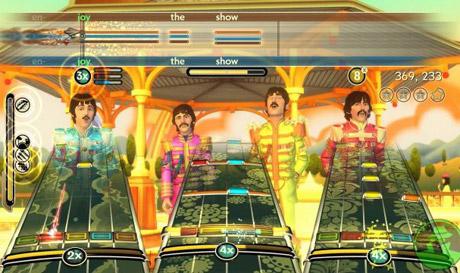 Beatles Rock Band Multi-platform