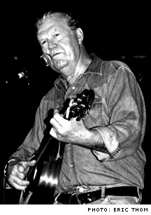 Billy Joe Shaver Hugh's Room, Toronto ON - December 11