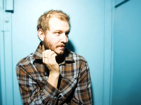 Bon Iver give Blood… Bank