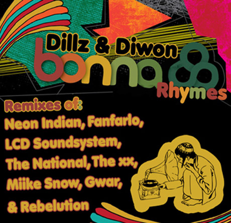 Dillz and Diwon <i>Bonna Rhymes</i>