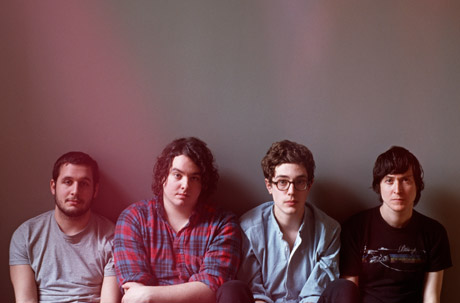 Born Ruffians Plot Out Canadian Tour, Reveal New Video