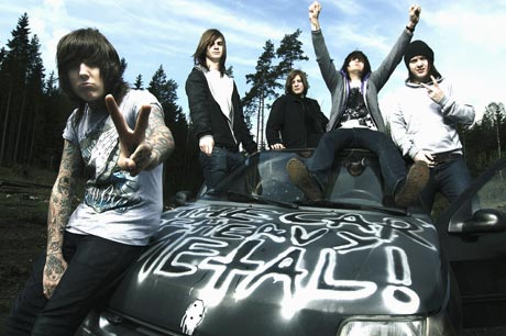 Bring Me the Horizon Suicide Season