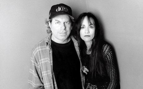 Buddy & Julie Miller Written In Chalk
