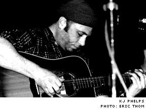 Kelly Joe Phelps / Zubot & Dawson Hugh's Room, Toronto ON - March 4, 2003