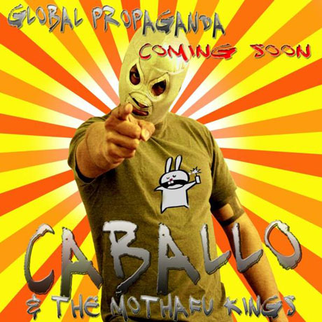"Caballo & The Mothafu Kings ""Marihuana And Chocolate"""