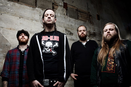 Cancer Bats Team Up with Devildriver for Canada-Heavy Tour