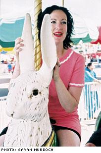 Carolyn Mark The Mostest Hostess