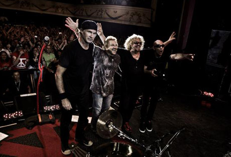 Chickenfoot Get Your Buzz On Live