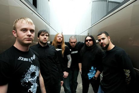 Chimaira Coming Alive