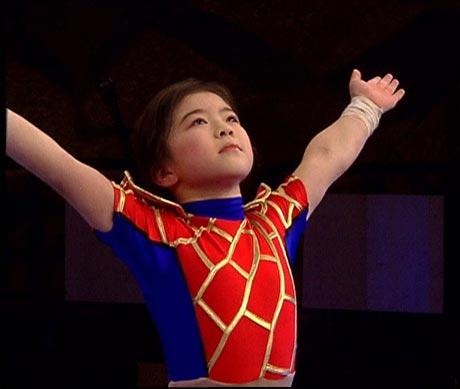 Circus School Dingding Ke and Jing Guo