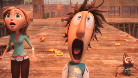 Cloudy With A Chance of Meatballs Phil Lord and Christopher Miller