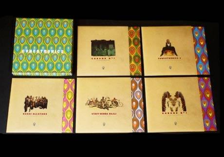 Crammed Discs Compile <i>Congotronics</i> Series into Vinyl Box Set
