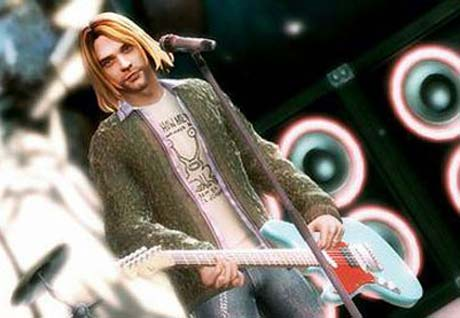 Courtney Love Threatens to Sue over Kurt Cobain's <i>Guitar Hero</i> Character