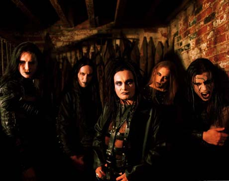 Cradle of Filth <i>Darkly, Darkly, Venus Aversa</i>