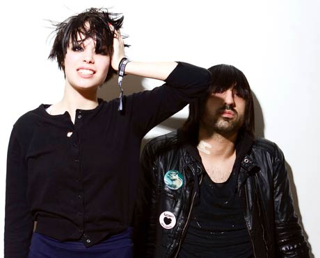 Crystal Castles Prep New Twelve-Inch Single for Record Store Day