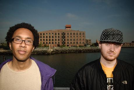 DJ/Rupture & Matt Shadetek Solar Life Raft