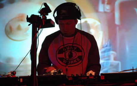 DJ Shadow and Cut Chemist Phoenix Concert Theatre, Toronto ON January 30