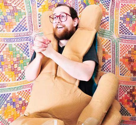 Dan Deacon Headlines North American Tour, Does Back-to-Back Nights in Toronto, Montreal