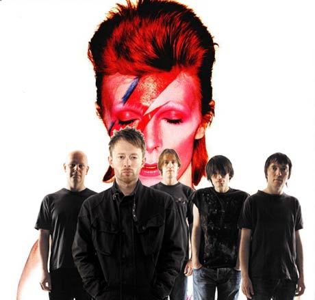 Radiohead Apparently Not Joining David Bowie Tribute Album with Carla Bruni and Charlotte Gainsbourg