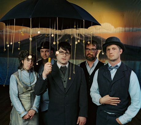 The Decemberists Announce North American Tour, Revisit Colbert