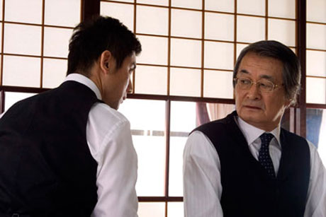 Departures (Okuribito) Yojiro Takita