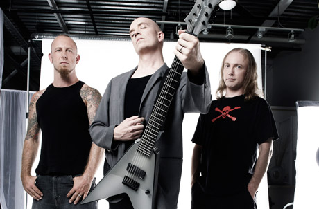 Devin Townsend Project Addicted