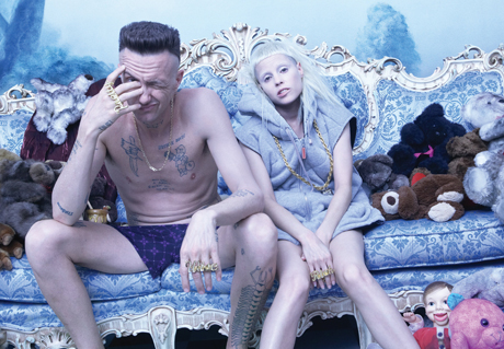 Die Antwoord Book North American Tour, Play Vancouver, Toronto, Montreal