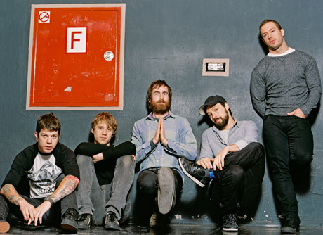 Dillinger Escape Plan Get the Blues