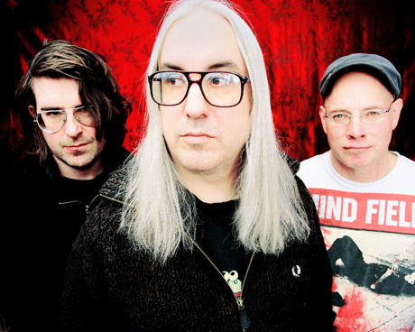 Lou Barlow Sheds Light on New Dinosaur Jr. Album, Upcoming Sebadoh Releases