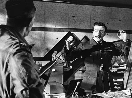 Dr. Strangelove: Or How I Learned To Stop Worrying And Love The Bomb [Blu-Ray] Stanley Kubrick