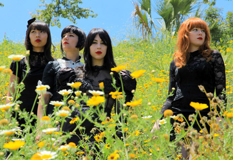 "Dum Dum Girls ""Bhang, Bhang, I'm a Burnout"" / ""Pay for Me"""