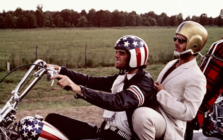 Easy Rider - 40th Anniversary Edition [Blu-Ray] Dennis Hopper