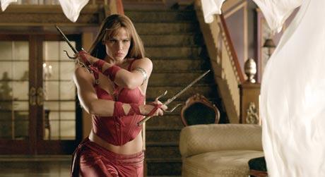Elektra Rob Bowman