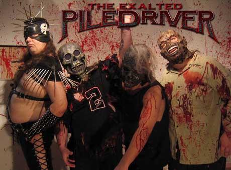 Thrash Metal Stalwarts the Exalted Piledriver Pull the Plug
