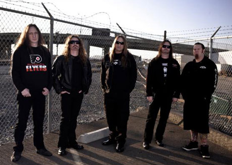 Exodus Fan Jailed for Posting Band's Violent Lyrics on Facebook
