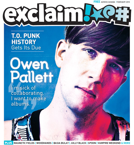 Owen Pallett, Basia Bulat, Spoon, Lindstrøm and Much, Much More Graces the Pages of Exclaim!'s Hot-Off-the-Presses February Issue