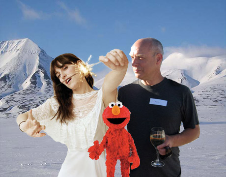 Feist visits Sesame Street, set to embark upon Arctic Exploration