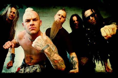 Five Finger Death Punch War Is the Answer