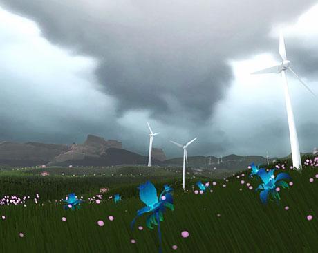Petal Power <i>Flower</i> Seeds the Winds of Change