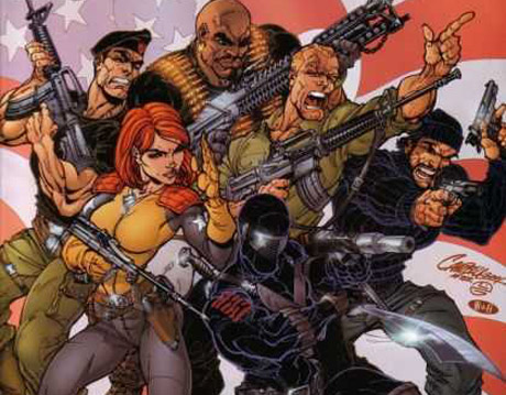G.I. Joe: A Real American Hero Box Set
