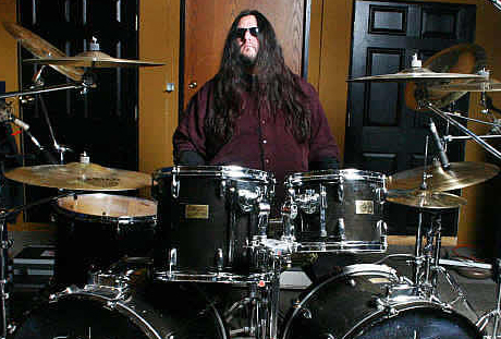 Gene Hoglan The Atomic Clock