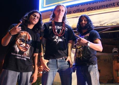 Global Metal Scot McFadyen and Sam Dunn
