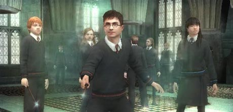 Harry Potter and The Order Of The Phoenix Multi-platform