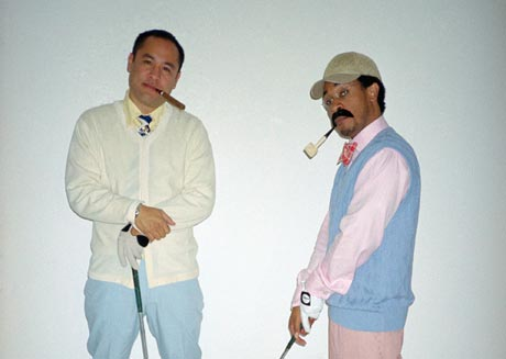 Dan the Automator & Prince Paul The Exclaim! Questionnaire