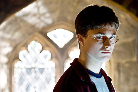 Harry Potter and the Half-Blood Prince David Yates