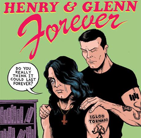 <i>Henry & Glenn Forever X-mas Special</i>