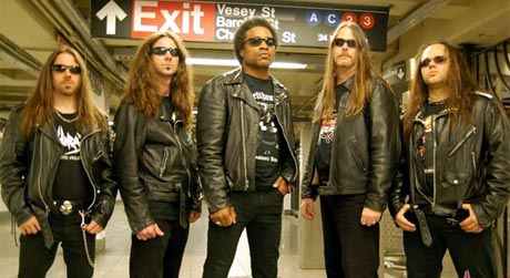 Hirax Thrash And Destroy
