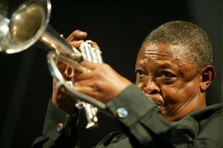 Hugh Masekela Phola